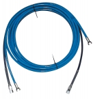 14063 - Double hose high pressure ultra flexible mt.15