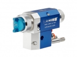 L100 - Low Pressure L100 spray gun. Side inlet