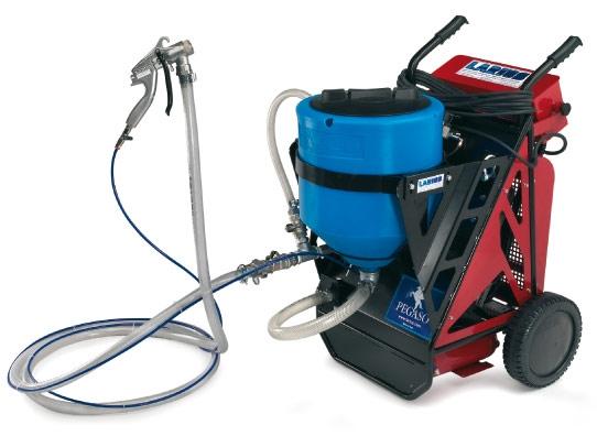 Pompa elettrica peristaltica for Pistola a spruzzo elettrica professionale
